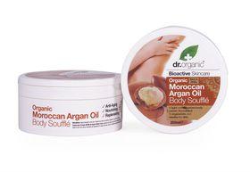 Dr. Organic Skincare Moroccan Argan Oil Body Soufflé