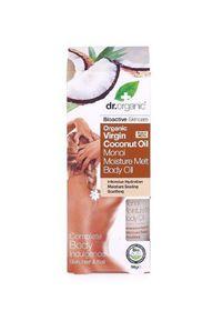 Dr. Organic Skincare Virgin Coconut Oil Moisture Melt Body Oil