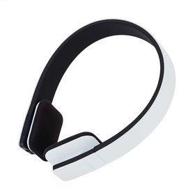 Astrum Wireless Headphones + Mic - HT240 White