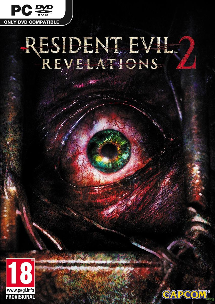 Image result for Resident Evil Revelations 2 cover pc