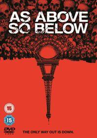 As Above, So Below (Import DVD)