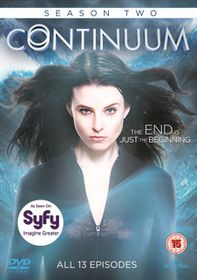 Continuum: Season 2 (Import DVD)