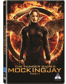 The Hunger Games: Mocking Jay Part 1 (DVD)