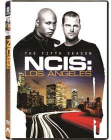 NCIS: Los Angeles Season 5 (DVD)