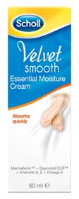 Scholl Velvet Smooth Essential Moisture Cream - 60ml