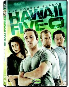 Hawaii Five O Season 4 (DVD)