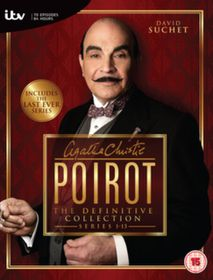 Agatha Christie's Poirot: The Definitive Collection - Series 1-13 (DVD)