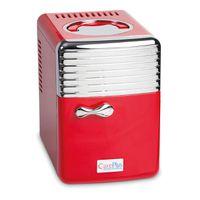 Polar Desk Fridge - Red