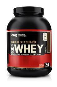 Optimum Nutrition Gold Standard 100% Whey 2268g - Double Rich Chocolate
