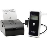 AlcoScan AL9000 Breathalyser with Mobile Printer