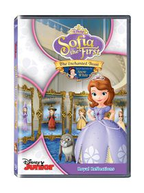 Sofia The First: The Enchanted Feast (DVD)
