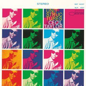 Cecil Taylor - Unit Structures (CD)
