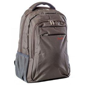 BLACK Casual Buddi Backpack - Dark Tan and Beige