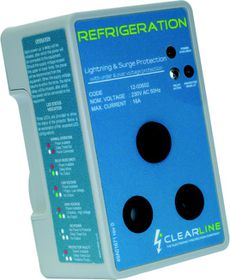 Clearline Refrigeration Tripconnect Lightning & Surge Protector - 5 mins