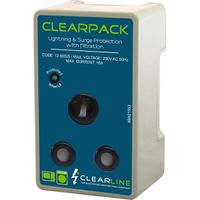 Clearpack Lightning & Surge Protectior with Filtration