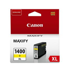Canon MAXIFY PGI-1400XL Yellow Single Ink Cartridge