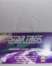 Star Trek The Next Generation - Season 1 - (DVD)