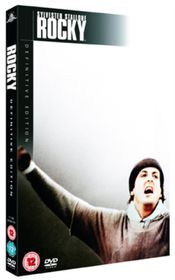 Rocky (Definitive Edition) - (Import DVD)