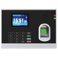 iColour7 Fingerprint Biometric Time & Attendance System With Full Colour Display