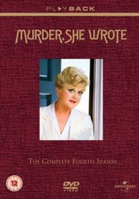 Murder She Wrote-Series 4 - (parallel import)