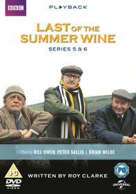 Last Of The Summer Wine 5 & 6 - (Import DVD)
