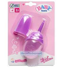 Baby Born  Bottle - Purple