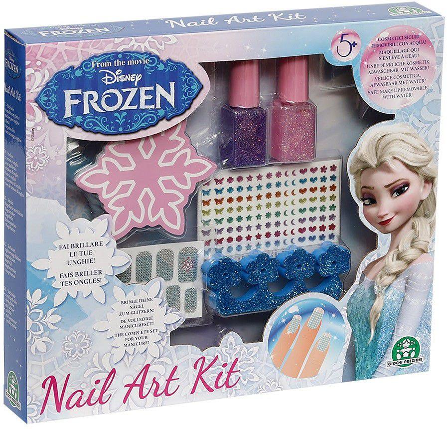 Disney Frozen Frozen Nail Art Kit | Buy Online in South Africa ...