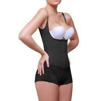 Vedette Shapewear Top Body Shaper Vitorie 907 in Black