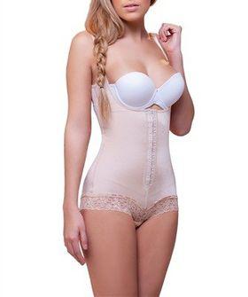 Vedette Shapewear Top Body Shaper Liana 909 in Nude