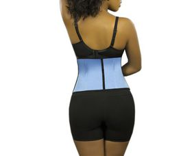 Vedette Shapewear Waist Cincher Zoe 348 in Blue