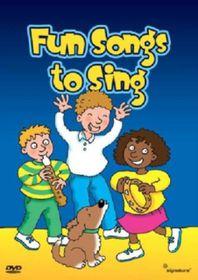 Fun Songs To Sing - (Import DVD)