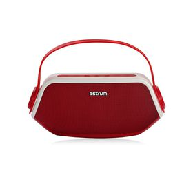 Astrum Wireless Bluetooth Outdoor Speaker - Red