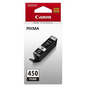 Canon PGI-450PGBK Black Single Ink Cartridge