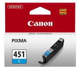 Canon CLI-451C Cyan Single Ink Cartridge