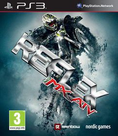 MX vs. ATV: Reflex (PS3)