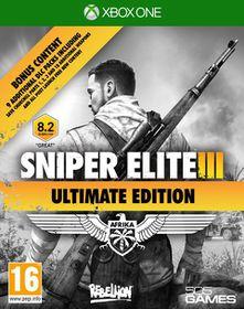 Sniper Elite 3 Ultimate Edition (Xbox One)