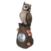 Solar Garden Light - Owl