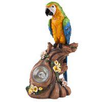 Solar Garden Light - Parrot