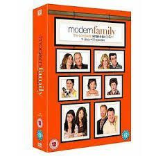 Modern Family - Series 1-3 - Complete