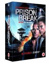 Prison Break - Series 1-4 - Complete