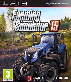 Farming Simulator 15 (PS3)