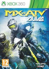MX vs. ATV: Alive (Xbox 360)