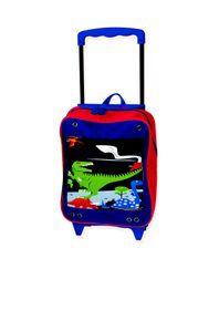 Eco Kids Trolley Backpack - Blue