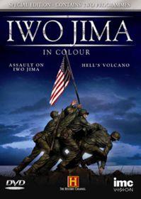 Iwo Jima In Colour - (Import DVD)