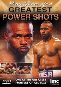 Roy Jones Jr.-Power Shots - (Import DVD)