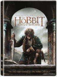 The Hobbit: Battle Of The Five Armies (DVD)