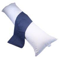 Bodypillow Medi-Line T233 100% Pure Cotton - T200 Pillowcase Included - Navy