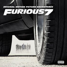 Soundtrack - Furious 7 (CD)