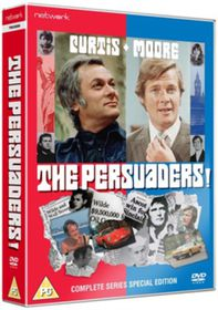 The Persuaders: Complete Series (Import DVD)