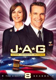 JAG (Judge Advocate General) - The Eighth Season